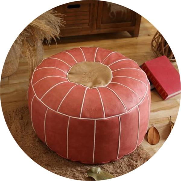 Round & Large Ottoman