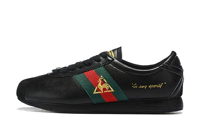 2020 sıcak satış 100% orijinal Le Coq Sportif erkek koşu ayakkabıları, yeni stiller erkek spor ayakkabı erkek kadın çift spor ayakkabı