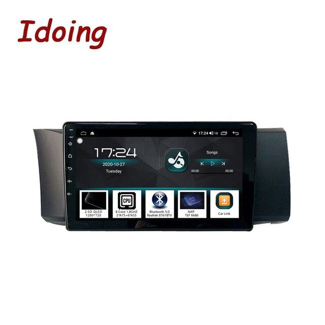 "Idoing 9 นิ้ว """" """" """" """" """" """" """" """" """" วิทยุAndroidมัลติมีเดียสำหรับSubaru BRZ/Scion FRS/Toyota GT86 GPSนำทางวิทยุอัตโนมัติ 2.5D IPS No 2 Din"