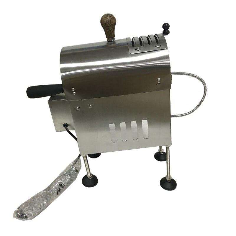 Coffee Roaster Machine Coffee-roaster Household Gas Coffee Machine Stainless Steel Roasted Coffee Beans Machine