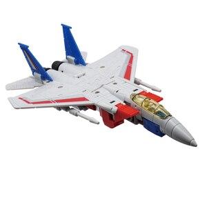 Image 2 - Самолет режим полета команда трансформация G1 Storm Flighter деформация фигурка игрушка