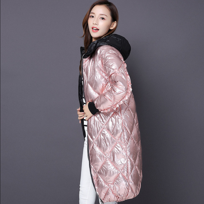 2020 New Style Winter Woman Slim WADDED JACKET 746