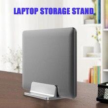 Vertical ajustable portátil de aluminio portátil montaje de ordenador portátil Base de Apoyo soporte para MacBook Pro aire Accessory2020
