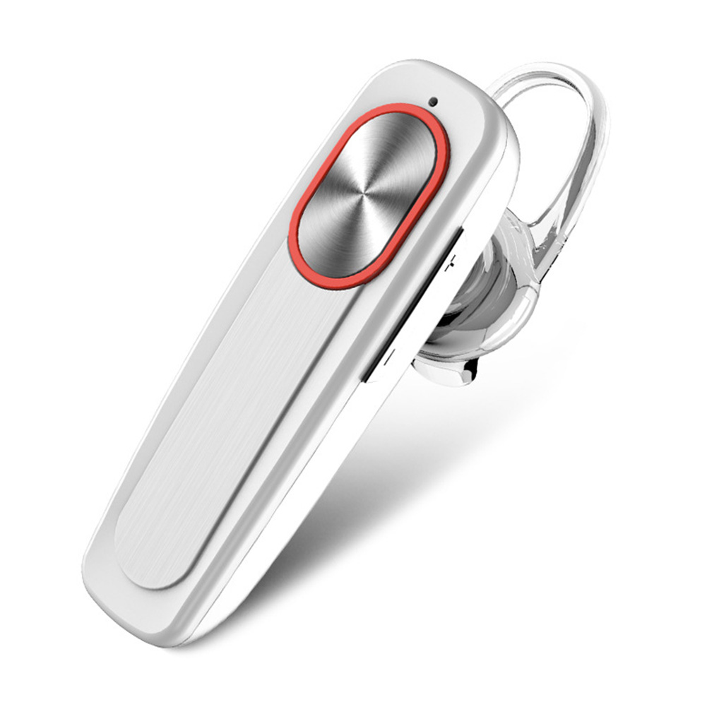 Wireless Earpiece Earphone Handsfree Mini Mobile Phone Long Standby Bluetooth With Mic Portable Earbud Denoise Clear Slim