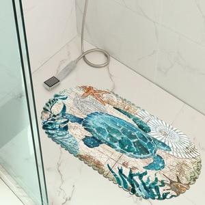 Bathroom Mat Slip Mat Hotel Mat Bath Mat Kitchen Mat Waterproof Suction Cup Pad