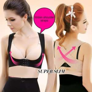Brace Chest-Posture-Corrector Shoulder Health-Care Belt Corset Back-Support Body-Shaper