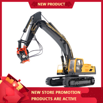 Excavator Model Multifunctional Quick Change V2 Remote Control Hydraulic Engineering Machinery Dedicated