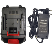 compatiable 18V 2000 mAh battery pack with a charger for rechargeable cordless tool