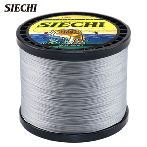 300M 500M 1000M 8 Strands 20-88LB 4 Strands 20-83LB PE Braided Fishing Wire Multifilament Super Strong Fishing Line Multicolour
