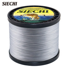 Multifilament Fishing Line 300M 500M 1000M 8 Strands 20-88LB 4 Strands 20-83LB PE Braided Fishing Wire Super Strong Multicolour