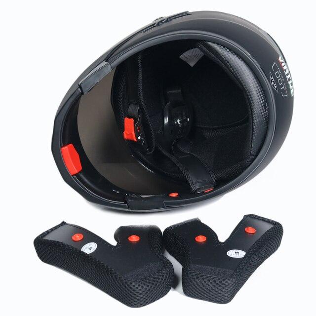 Modern Biker Helmet 2