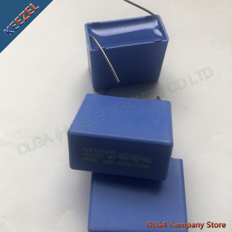 5PCS BC MKP337 X2 Safety 1.5UF 275V Membrane Capacit 1U5 275VAC P27.5MM .