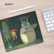 MRGBEST Mouse Pad Small Size Japan Anime My Neighbor Totoro Mice Pads Notebook PC Mat Provide Comfort for Office Worker or Gamer(China)