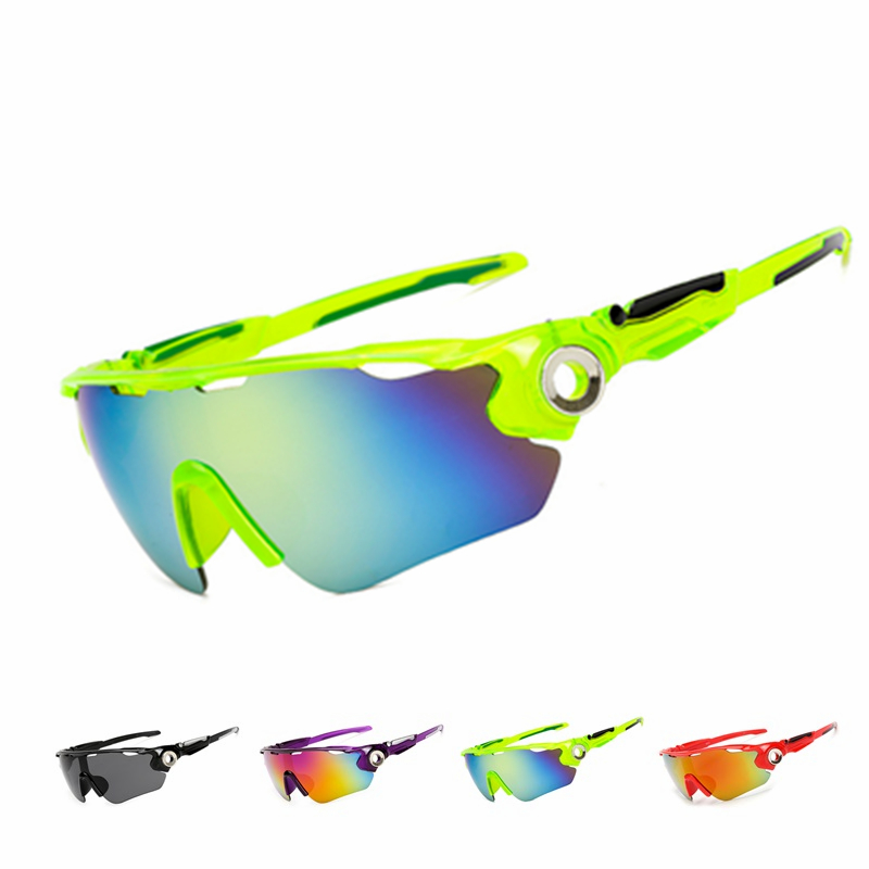 2019 Glasses for Bicycles UV400 Men Cycling Sunglasses Dropship Sun Glasses Women MTB Bike Eyewear Sports Goggles