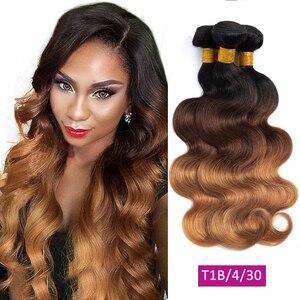 Волнистые пучки тела T1b/4/27 светлые строгие пупряди, предложения, неповрежденные волосы для наращивания, перуанские бразильские пучки для пл...