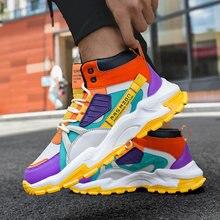 Męskie buty do biegania Outdoor Sports Sneakers Men 2020 Trend Outdoor Running kulturowe adidasy do chodzenia męskie tenisówki męskie buty