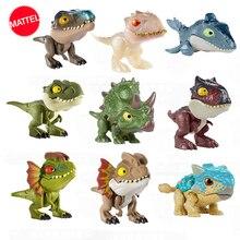 Оригинальная маска динозавра мир Юрского периода, экшн фигурка аниме динозавра, Парк Юрского периода, Аниме Фигурка динозавра, горячие игрушки для детей
