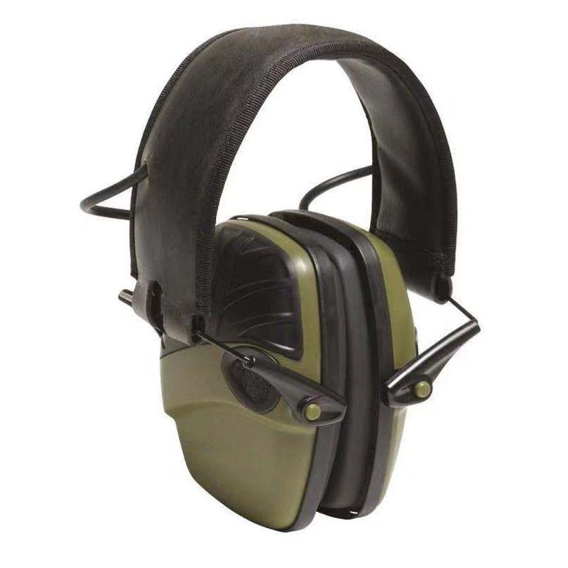 Spor ve Eğlence'ten Taktik Kulaklıklar ve Aksesuarları'de Yenİ anti gürültü ses kulaklık taktik çekim kulaklık yumuşak yastıklı elektronik kulaklık spor avcılık için title=