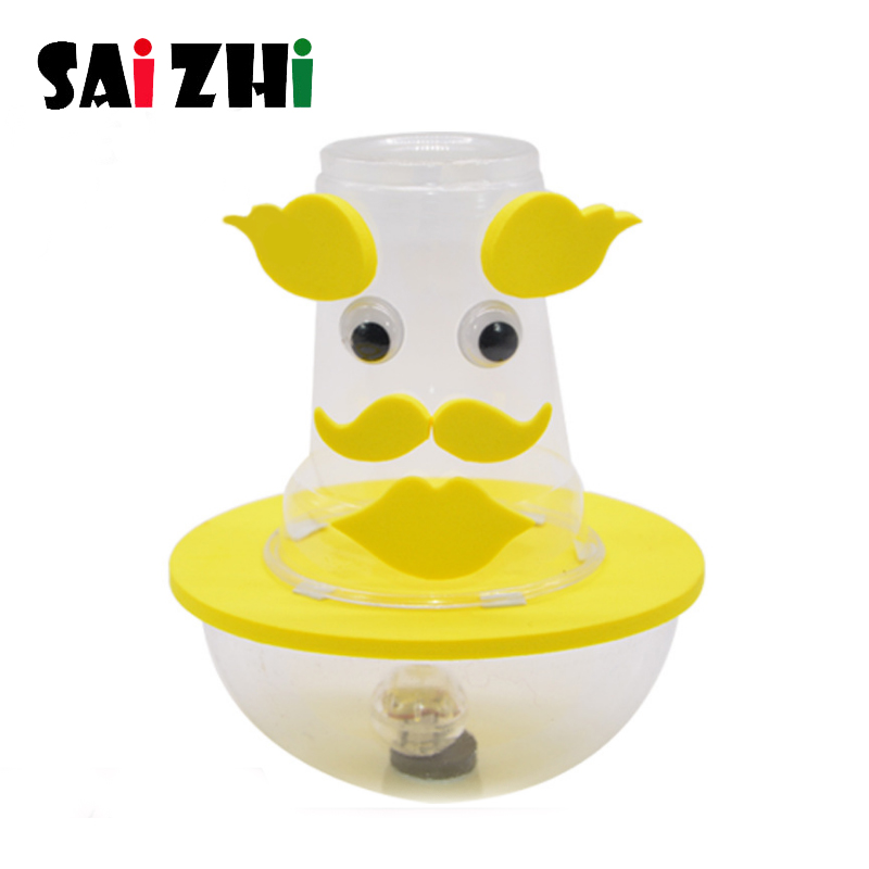 Saizhi Flash Tumbler Toy Diy Science Experiments Material Learning Gravity Principle Educational Puzzle Building Kit For Kids