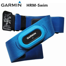 Swimming-Heart-Rate-Belt Garmin Hrm4-Swin Ant Data-Compatible with 5p/6-Series New Original