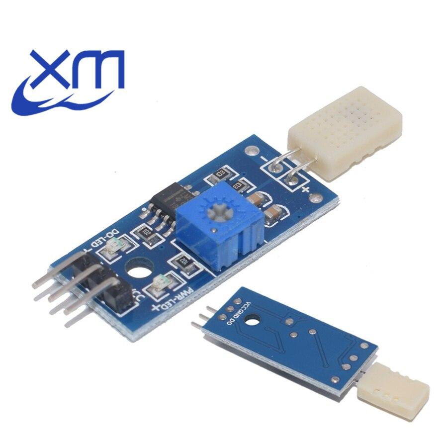 Модуль датчика влажности HR202, МОДУЛЬ тестирования влажности с 3,3 В до 5 В, 10 шт.