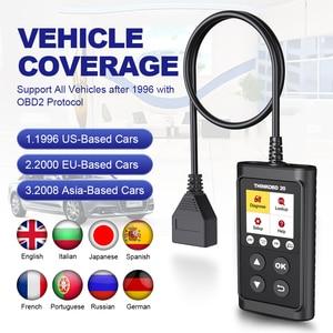 Image 2 - THINKCAR THINKOBD 20 Professionelle OBD2 Auto Auto Diagnose Werkzeug OBD 2 Scanner automotivo Code Reader Check Engine Licht