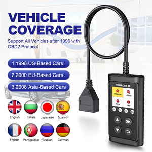 Image 2 - Thinkcar Thinkobd 20 Professionele OBD2 Auto Auto Diagnostic Tool Obd 2 Scanner Automotivo Code Reader Check Engine Light