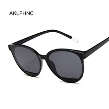Sunglasses Women Designer Cateyes Fashion Luxury Brand Full-Frame-Style Vintage Oculos