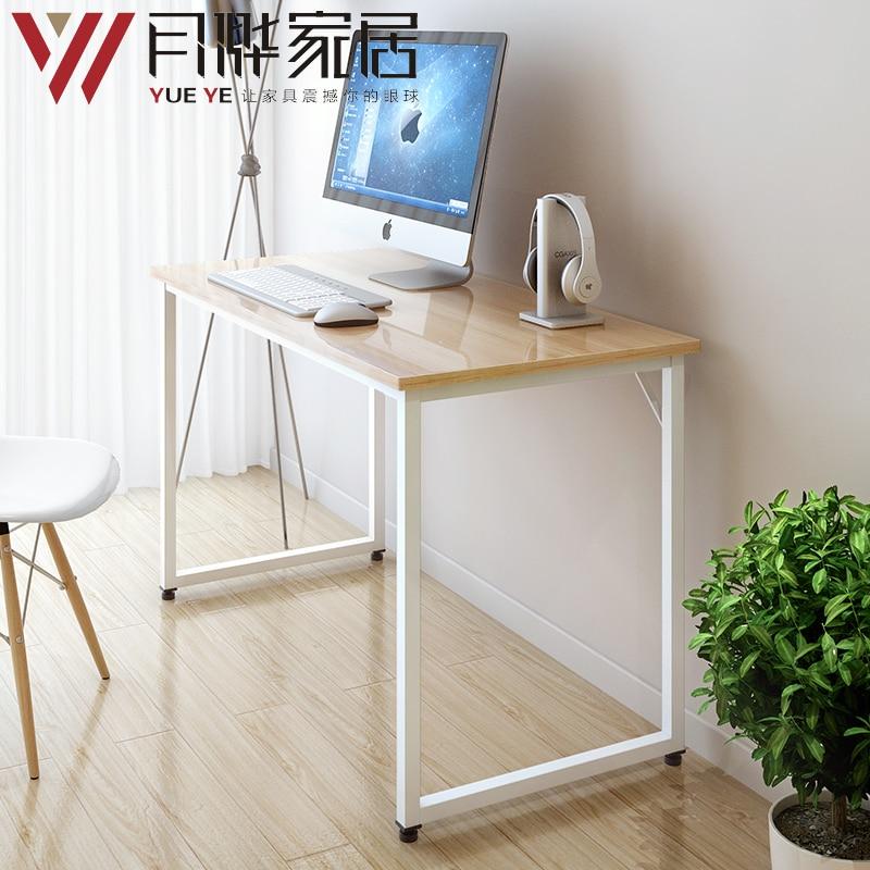 Month Ye Computer Desk Desktop Table Home Desk Desk Computer Desk Contracted Simple Desk Computer Table