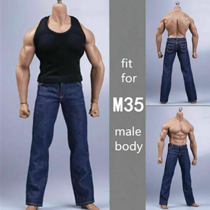 1//6 Summer Pants Top Vest for 12/'/'   Enterbay Male Action Figure Body