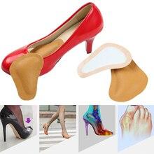 High-heeled Shoes Forefoot Pad leather Cushion Pad Orthotic Insole Half Yard Pad Metatarsal Toe