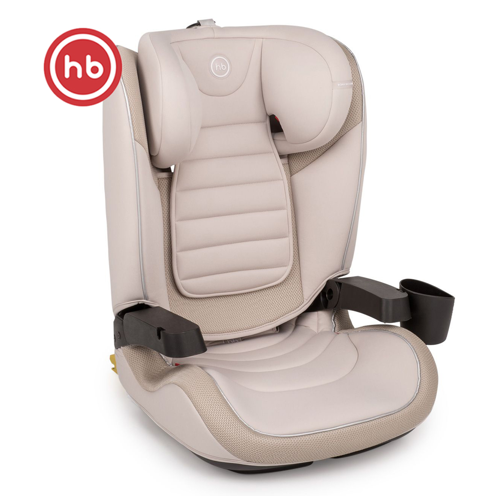 Child Car Safety Seats Happy Baby bronson for girls and boys seat Kids Children chair autocradle booster  sand