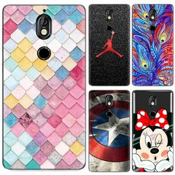 На Алиэкспресс купить чехол для смартфона case cover for nokia3.1 5.1 6.1 7.1 7 soft silicone tpu floral flower patterned painting nokia 3.1 5.1 6.1 7.1 plus phone case