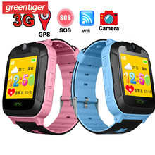 TD07S Kinder Smart Uhr 3G GPS LBS Wifi Tracker Lage SOS Zifferblatt Call Armbanduhr Baby Smart Uhr Englisch Russische smartwatch