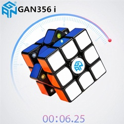 Best GAN 356i 2 3x3x3 Magnetic Magic cube GAN 356 i V2 3x3 speed gan356 3x3x3 cube Competition Cube GAN356 i puzzle cubo magico