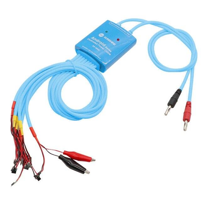 電源電話テストケーブル耐久抗熱傷自動アクセサリーポータブル専用ブーツ用シリーズ