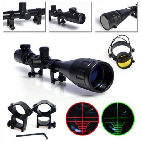 sniper 6 24x50 aoe riflescope jacht hoge kwaliteit