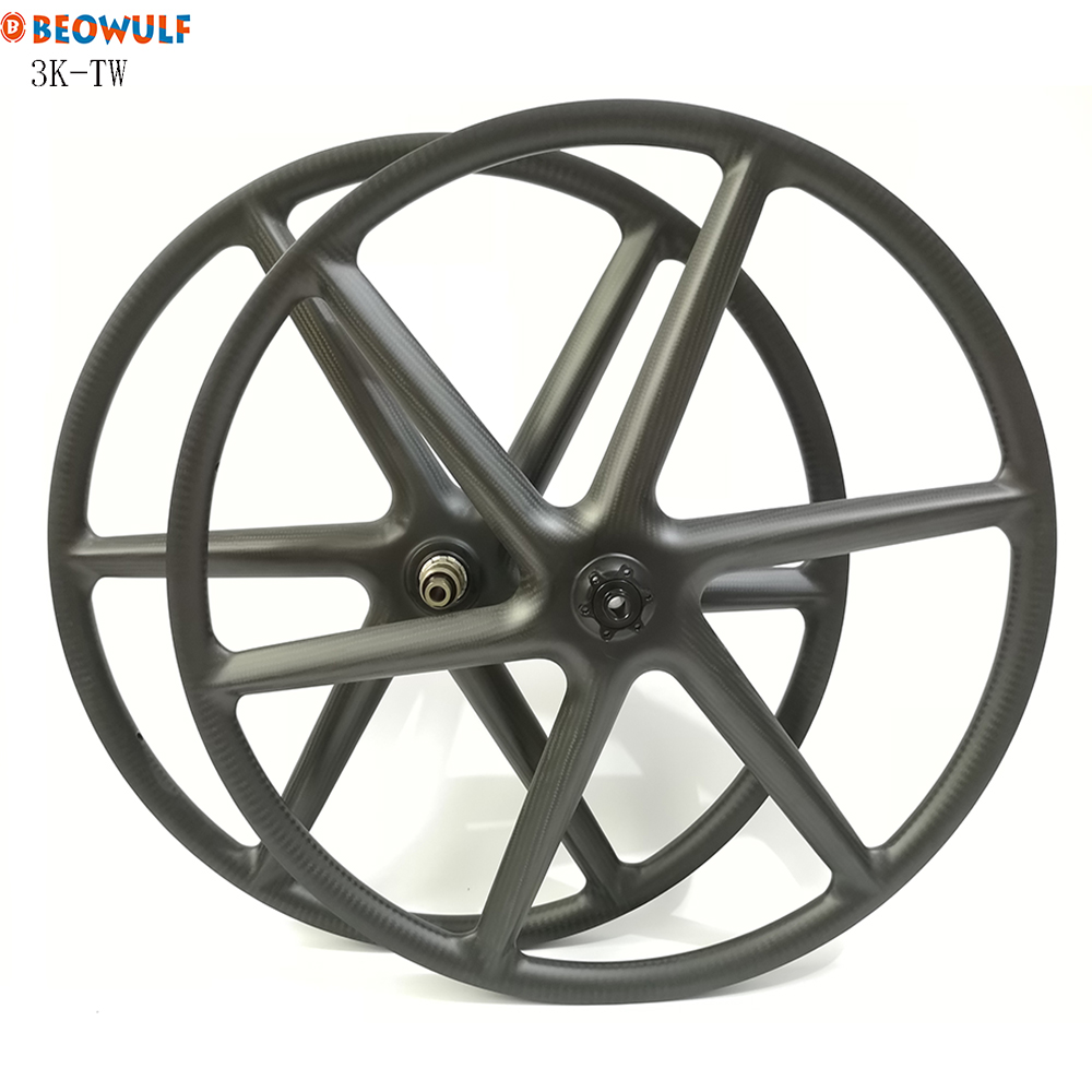 <font><b>6</b></font> <font><b>spoke</b></font> 29er hookless carbon <font><b>wheels</b></font> mountain <font><b>bike</b></font> <font><b>wheel</b></font> mtb 29 inch rim 29