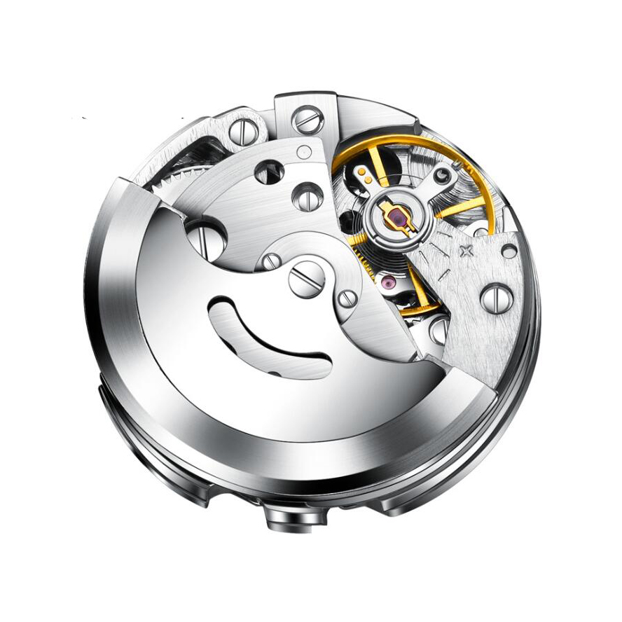 Image 3 - X.A.X Swiss Design Auto Mechanical Watches Self Wind Automatic Watch Men-in Mechanical Watches from Watches