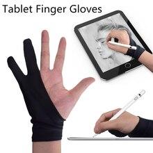 RETROMAX рисунок/живопись планшет перчатки для пальцев для iPad противообрастающие/сенсорный экран планшета перчатки для пальцев как для правой, так и для левой руки