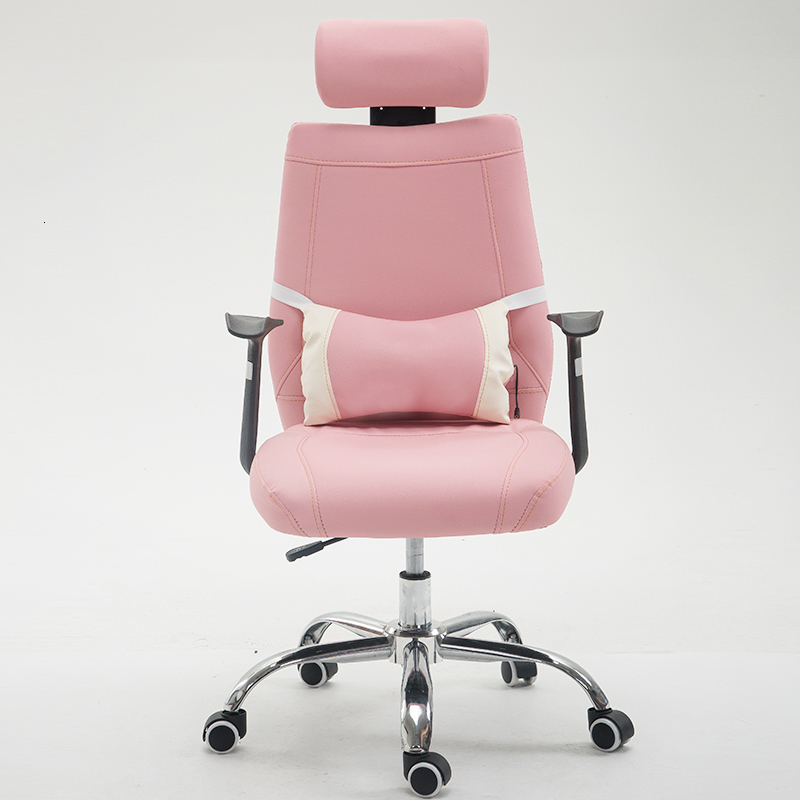 Image 3 - Fotel Biurowy Sessel Chaise De Bureau Ordinateur Sedie Sillones Stool Cadir Leather Cadeira Poltrona Silla Gaming Office Chair-in Office Chairs from Furniture