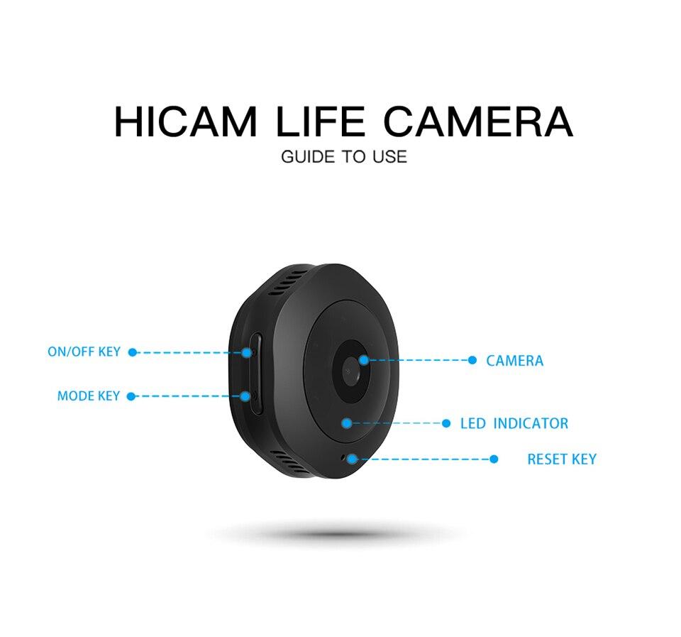casa pequena câmera ip monitor do bebê