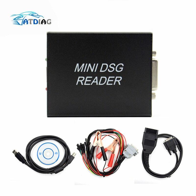 Новейший мини DSG ридер (DQ200 + DQ250) для AU-DI, новый выпуск, мини DSG ридер