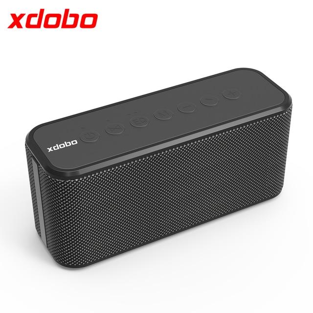 Портативный беспроводной bluetooth-динамик XDOBO X8 Plus II, 80 Вт. 1