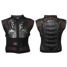 цена на Motorcycle Sleeveless Armors Motocross Riding Protector Off-road Riding Armor Vest Jacket Back Guard For Men M L XL 2XL
