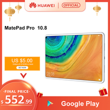 "Original HUAWEI MatePad Pro Turbo 10,8 ""Tablet Kirin990 Core Android 10.0 7250mAh WIFI LTE Typ-C Vier- kanal Lautsprecher 7250mAh"
