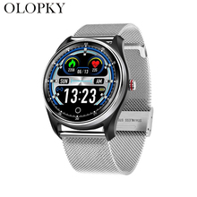 ECG Smart Watch Blood Pressure PPG Heart Rate Monitor IP68 Waterproof Sport Fitness Activity Tracker Smartwatch For IOS Android lige ecg ppg smart watch men heart rate monitor blood pressure smartwatch ecg display sleep fitness tracker bracelet android ios