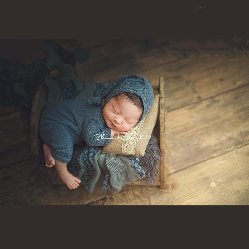 Новинка 2020, детская шапочка + обертывания, реквизит для фотосъемки новорожденных девочек и мальчиков, комбинезон + шапки, реквизит для фотос...