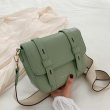 Texture bag 2020 new fashion bag simple