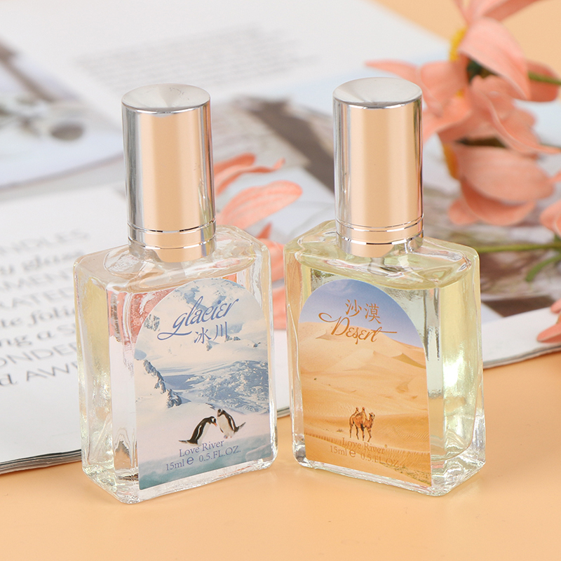 Long Lasting Fragrance Female Fragrant Spray 15ml Fragrance Scent Fresh Air Aroma Portable Travel Perfume In Bag